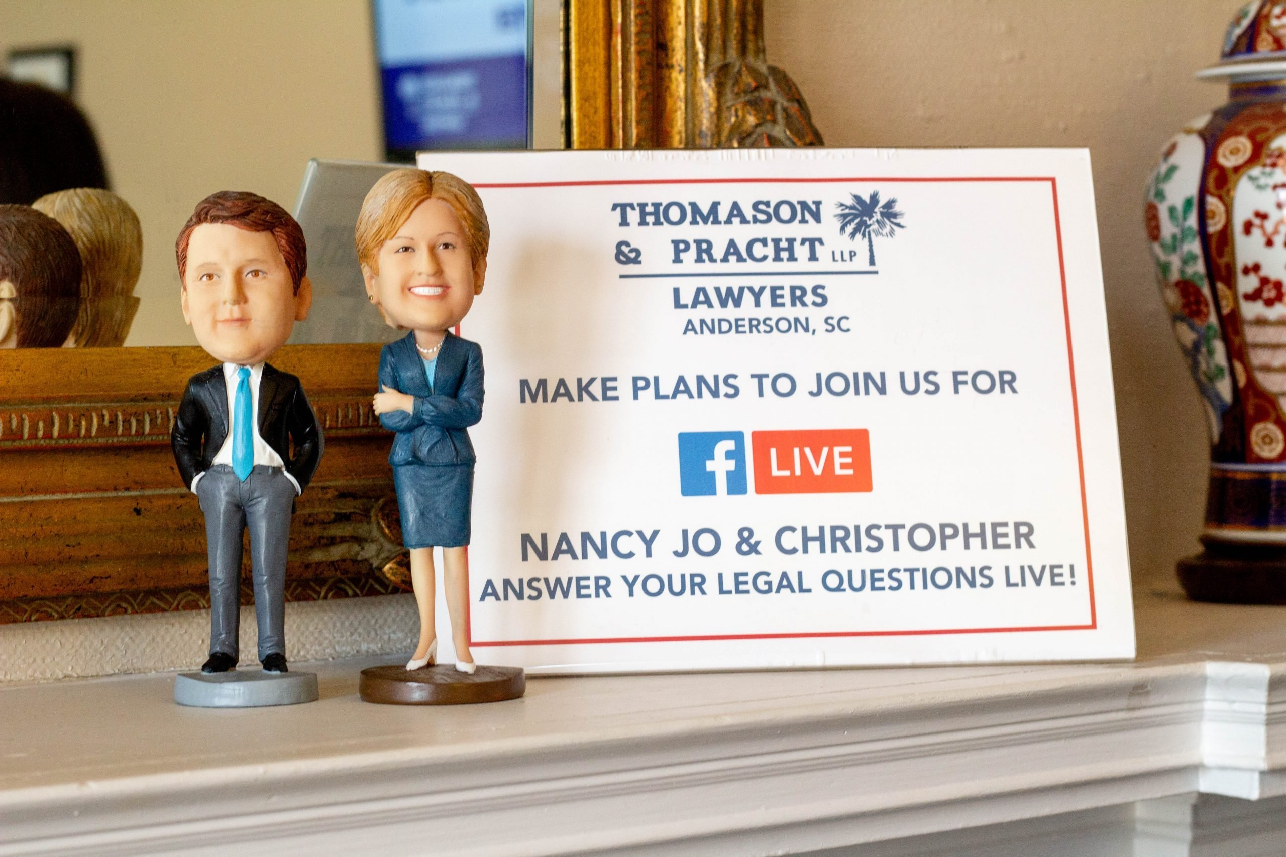 website design - Thomason and Pracht Lawyers
