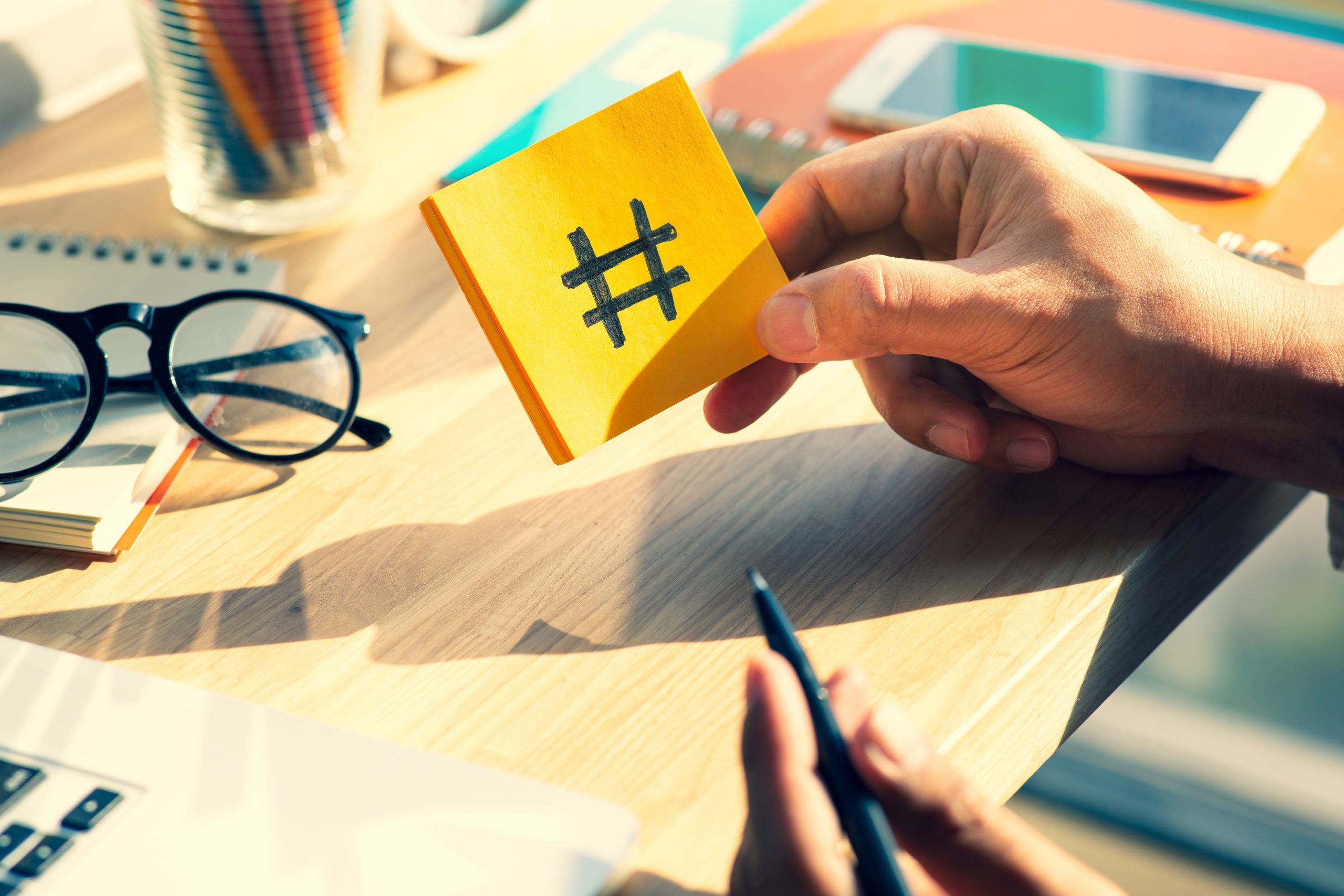 Restaurant Hashtags Marketing and Social Media